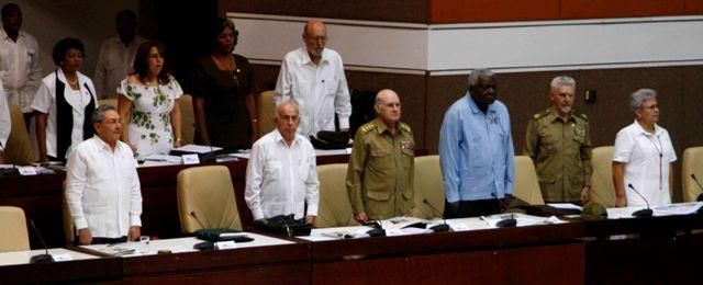 Inició la sesión plenaria de la Séptima Legislatura (5)
