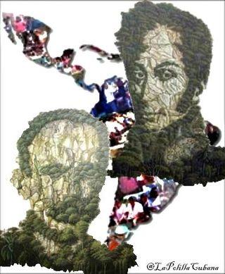 RCBaez_CELAC Bolivar y Marti